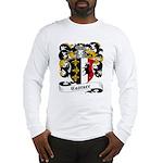 Castner Family Crest Long Sleeve T-Shirt