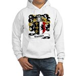 Castner Family Crest Hooded Sweatshirt