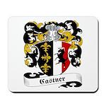 Castner Family Crest Mousepad