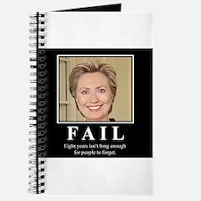 Hillary FAIL Journal