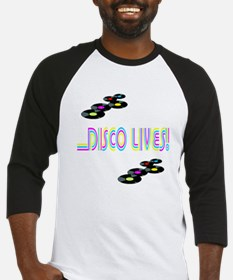 Disco Lives 2 Baseball Jersey