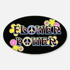 Flower Power Decal