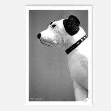 Nipper Postcards (Package of 8)