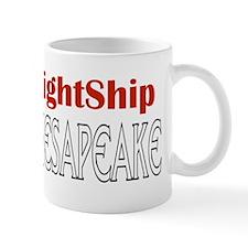 The Lightship Chesapeake Mug