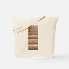 Massage Steps Tote Bag
