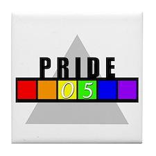 (Gay) Pride '05 Tile Coaster