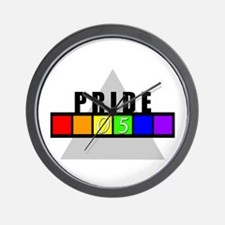 (Gay) Pride '05 Wall Clock