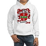 Dickmann Family Crest Hooded Sweatshirt