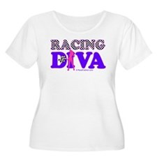 Racing Diva Y/G T-Shirt