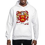 Dietz Family Crest Hooded Sweatshirt