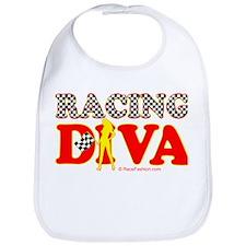 Racing Diva Y/G Bib