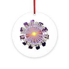 Massage Spiral Ornament (Round)