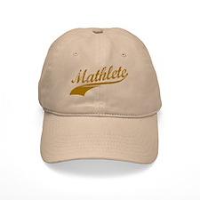 Mathlete (Chocolate) Baseball Baseball Cap