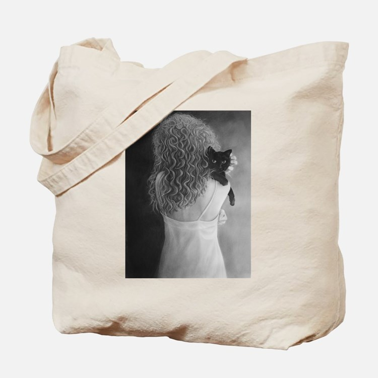 Soulmate Of A Previous Century Tote Bag