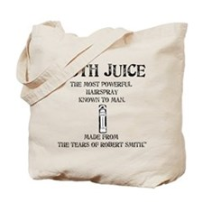Goth Juice/The Mighty Boosh Tote Bag