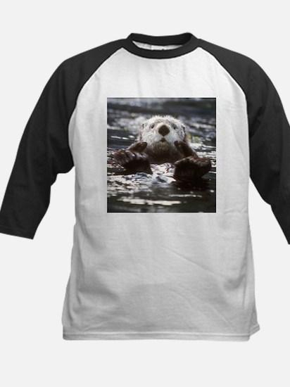 Otter Kids Baseball Jersey