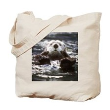 Otter Tote Bag