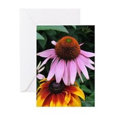Summer Sunflower BLANK Card (1)