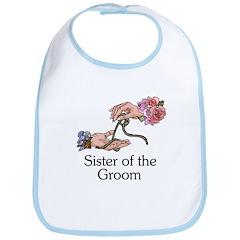 Handfasting Sister of the Groom Bib