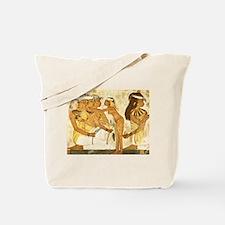 Cute Cleopatra Tote Bag