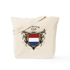 Number One Dutch Dad Tote Bag