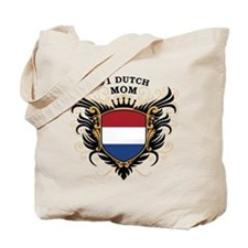 Number One Dutch Mom Tote Bag