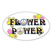 Flower Power Decal