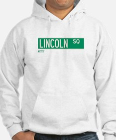 Lincoln Square in NY Hoodie