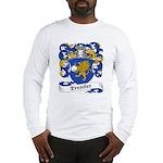 Dressler Family Crest Long Sleeve T-Shirt