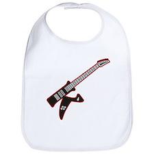Electric Guitar K Custom Initial Bib