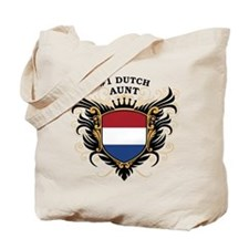 Number One Dutch Aunt Tote Bag
