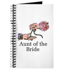 Handfasting Aunt of the Bride Journal