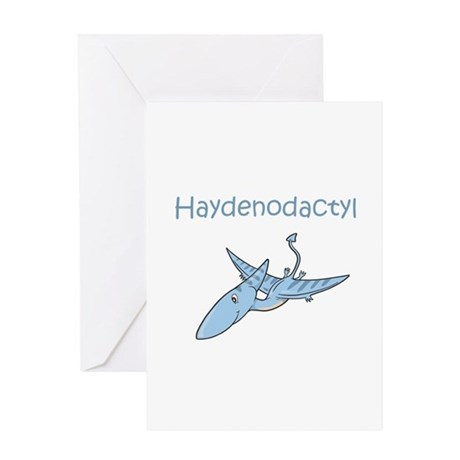Haydenodactyl Greeting Card