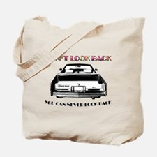 Deadhead Sticker Cadillac Tote Bag
