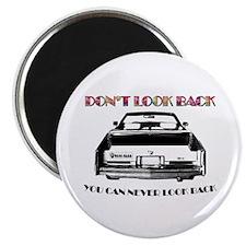 Deadhead Sticker Cadillac Magnet