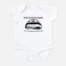 Deadhead Sticker Cadillac Infant Bodysuit