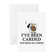 Card Me Blackjack T-shirts & Greeting Card
