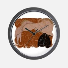Massage Shoulder Wall Clock