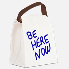 Cool Now Canvas Lunch Bag