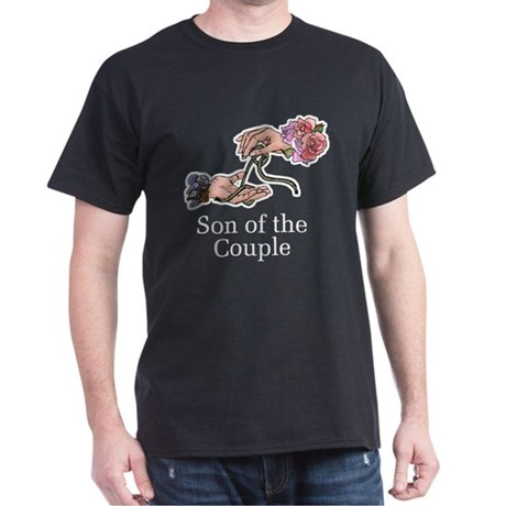 Handfasting Son of the Couple Dark T-Shirt