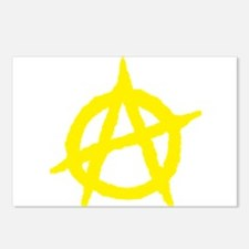 Anarchist Postcards (Package of 8)