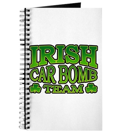 Irish Car Bomb Team Shamrock Journal