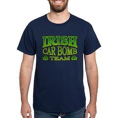 Irish Car Bomb Team Shamrock T-Shirt