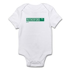 Rutherford Place in NY Infant Bodysuit