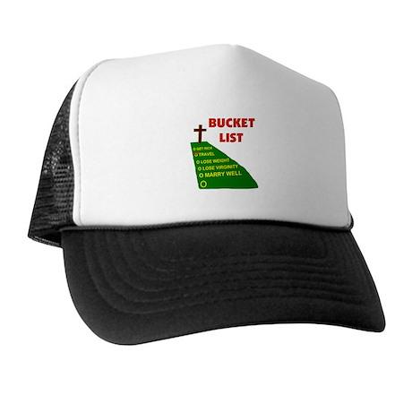 BUCKET LIST Trucker Hat