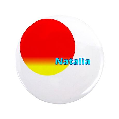 "Natalia 3.5"" Button (100 pack)"