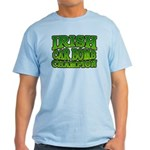 Irish Car Bomb Champion Shamrock Light T-Shirt