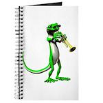 Blues Trumpet Gecko Journal