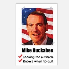 Huckabee Knows Postcards (Package of 8)