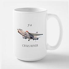 F-8 Crusader Mug